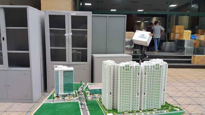 Vận chuyển hàng công trình - dự án | Uy Tín - Chuyên Nghiệp 1